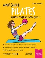 Dernières parutions sur Pilates, mon cahier pilates