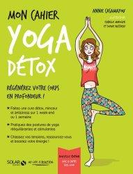 Dernières parutions dans Mon cahier, Mon cahier Yoga détox