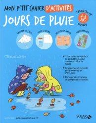 Dernières parutions sur Questions d'éducation, Mon p'tit cahier d'activités jour de pluie