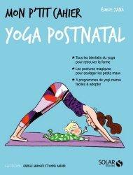 Dernières parutions dans Mon p'tit cahier, Mon p'tit cahier yoga post-natal