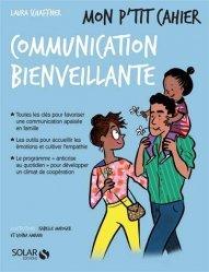 Nouvelle édition Mon p'tit cahier communication bienveillante