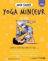 Dernières parutions dans Mon cahier, Mon cahier yoga minceur