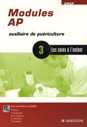 Souvent acheté avec VAE Auxiliaire de puériculture, le Modules AP - 3 Les soins à l'enfant