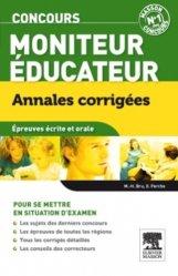 Dernières parutions dans Annales corrigées Concours, Moniteur - Éducateur