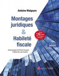 Dernières parutions sur Droit fiscal, Montages juridiques et habileté fiscale. Edition 2020