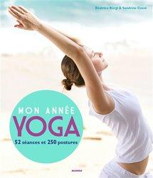 Souvent acheté avec Le grand livre du shiatsu et du do-in, le Mon année yoga