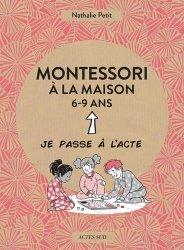 Dernières parutions dans Je passe à l'acte, Montessori à la maison