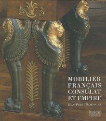 Dernières parutions sur Antiquité brocante, Mobilier français consulat et empire