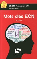 Dernières parutions dans Préparation à l'ECN, Mots clés des ECN