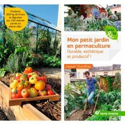 Souvent acheté avec Le guide du potager bio en Bretagne, le Mon petit jardin en permaculture