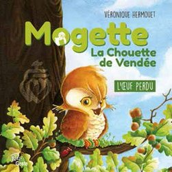 Mogette la chouette de Vendée
