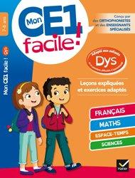 Souvent acheté avec Bien lu et bien joué, le Mon CE1 facile ! adapté aux enfants DYS et en difficultés d'apprentissage
