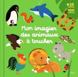 Dernières parutions sur Vie des animaux, Mon grand imagier des animaux à toucher