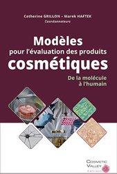 Dernières parutions sur Biologie, Modèles pour l' évaluation des produits cosmétiques