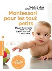 Souvent acheté avec Montessori à la maison 0-3 ans, le Montessori de 0 à 3 ans