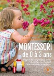 Dernières parutions dans Poche Marabout Enfant, Montessori de 0 à 3 ans