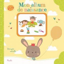 Dernières parutions sur Prénoms - Albums de bébé, Mon album de naissance