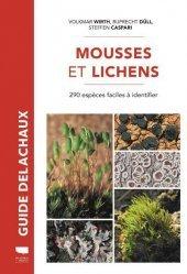 Dernières parutions sur Nature - Jardins - Animaux, Mousses et lichens - 290 espèces faciles à identifier