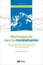 Nouvelle édition Montagnards dans la mondialisation