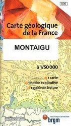 Dernières parutions dans Carte géologique de la France à 1/50 000, Montaigu