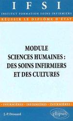 Dernières parutions dans Réussir le Diplôme d'État, Module sciences humaines : des soins infirmiers et des cultures