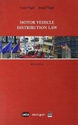 Dernières parutions sur Droit privé, Motor Vehicle Distribution Law