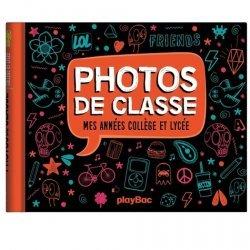 Dernières parutions sur Prénoms - Albums de bébé, Mon album photos de classe. Collège et lycée, Edition 2020