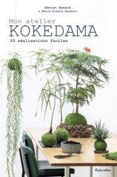 Dernières parutions sur Art floral, Mon atelier kokedama