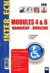 Souvent acheté avec Scores, calculs & classifications aux ECN, le Modules 4 & 6  Handicap - Douleur