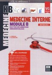 Souvent acheté avec Cancérologie - Module 10, le Module 8 - Médecine interne https://fr.calameo.com/read/004967773b9b649212fd0