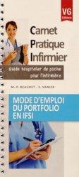 Dernières parutions dans Carnet Pratique Infirmier, Mode d'emploi du portefolio en IFSI