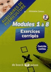 Souvent acheté avec Guide AS - Aide-soignant - Modules 1 à 8, le Modules 1 à 8