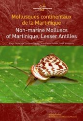 Dernières parutions sur Invertébrés d'eau douce, Mollusques continentaux de la Martinique