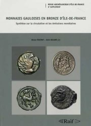 Dernières parutions sur Numismatique, Monnaies gauloises en bronze d'Ile-de-France