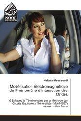 Dernières parutions sur Télécommunications, Modélisation Électromagnétique du Phénomène d'Interaction des Ondes