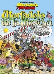 Nouvelle édition MORTADELO DE LA MANCHA