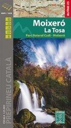 Dernières parutions sur Espagne, Moixero/La Tosa. 1/25 000