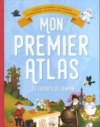 Dernières parutions sur Pour les enfants, Mon premier atlas