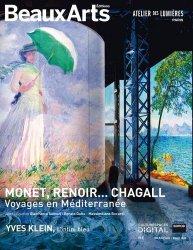 Dernières parutions sur Monographies, Monet, Renoir... Chagall. Voyages en Méditerranée. A l'Atelier des Lumières, Edition bilingue français-anglais