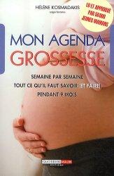 Dernières parutions dans Parenting, Mon agenda grossesse