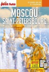 Dernières parutions sur Guides Russie, Moscou - Saint-Pétersbourg. Edition 2018