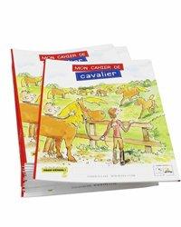 Dernières parutions sur Chevaux - Poneys - Anes, Mon cahier de cavalier