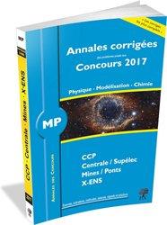 Dernières parutions dans Annales des Concours, MP Physique Modélisation Chimie