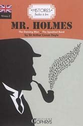 Dernières parutions dans Histoires faciles à lire, Mr Holmes - The Dancing Men followed by The Speckled Band