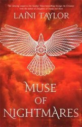 Dernières parutions sur Science-fiction et fantasy, Muse of Nightmares: the magical sequel to Strange the Dreamer