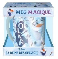 Dernières parutions sur Infusions, Mug magique la Reine des Neiges II