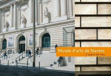 Dernières parutions dans L'esprit du lieu, Musée d'arts de Nantes