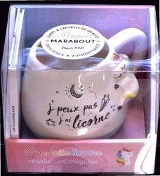Dernières parutions sur Infusions, Mug Licorne Latte Suis tes rêves