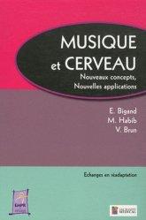 Dernières parutions sur Pathologies neurologiques, Musique et cerveau