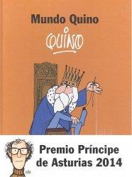Dernières parutions sur BD et romans graphiques, MUNDO QUINO